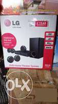 Brand New LG Home theatre Sound System