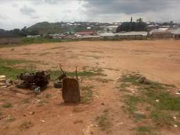Land for sale at Guzape by INEC Qtrs
