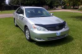 Newly Arrived Silver Camry