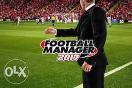 Football manager 17 PC