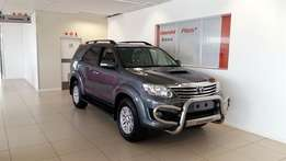 2013 Toyota Fortuner 3.0 D4D 4X4