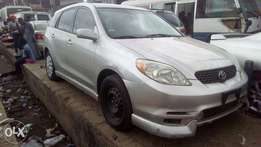 Very sharp Tokunbo Toyota Corolla 2006 Model For Sale