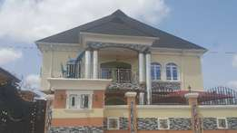 Deluxe 3 bedroom flats in gbagada phase2,estate, 2 tenants in compound