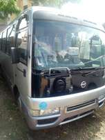 Nissan civilian/rosa bus 30 seater.
