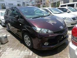 Toyota wish KCN number