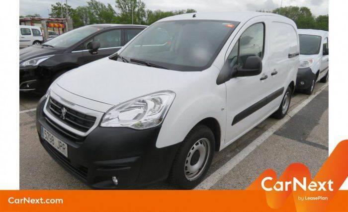Peugeot Partner Furgón 1.6hdi Confort L1 75 - 2016