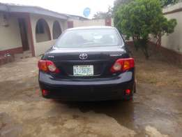 2009 Toyota corolla, very clean