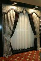 Curtains, blinds, rods,comforters