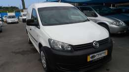 2012 Vw Caddy 1.6i 75kw f/c p/v