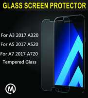Glass Screen Protector for A3, A5 AND A7 2017
