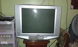 Sony tv used