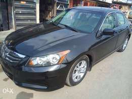Newly landed Honda accord 2011 model