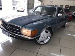 1791 Mercedes benz 450 Slc this is a classic car in prestine condition