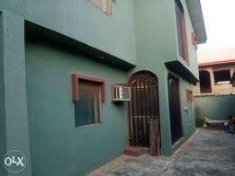 Lovely 2wing duplexes with 2mini flats at Gemade Est Egbeda For Sale