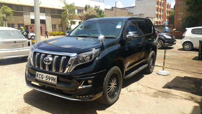 New 150 series 2016 toyota landcruiser for sell Ridgeways - image 2