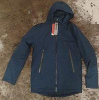 12bb5b0e977a6d Зимняя куртка Merrell, синяя, размер XL/TG, выдерживает до - 20