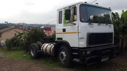 ERF E series single diff horse-licenced