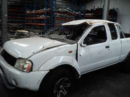 nissan hardbody stripping for spares