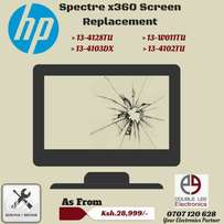 HP Spectre 13 x360 Convertible PC Touch Screen Repair