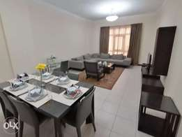 Spacious huge 2 BR+Internet+Housekeeping walking distance to Rameez h