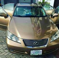 Lexus es 350 buy and drive car