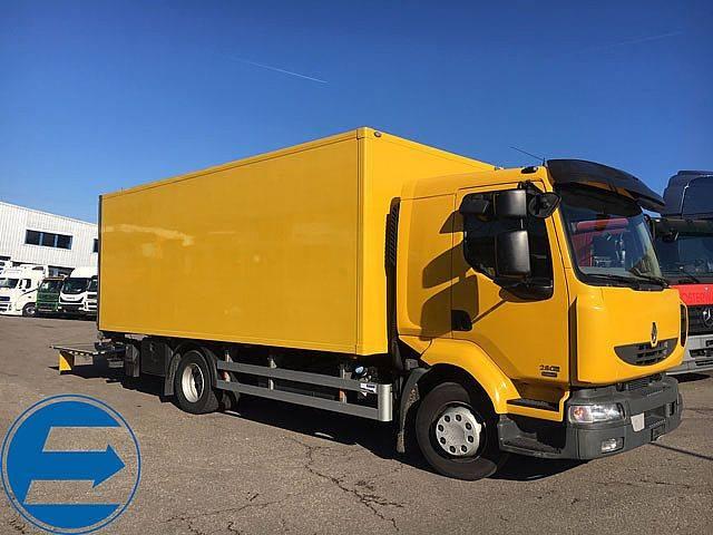 Renault MIDLUM 280.12 L Kasten - LBW - 2009