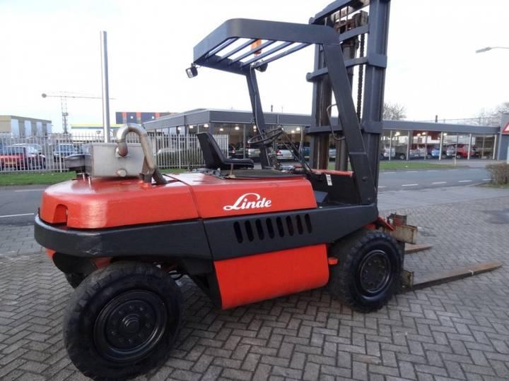 Linde H70D - 1982