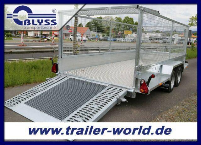 Saris Maschinentransporter 406x182x130cm 3500kg zGG