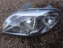 Chevrolet Aveo left side headlight