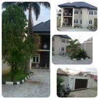 5 bedroom all rooms ensuite duplex at Agodi GRA.
