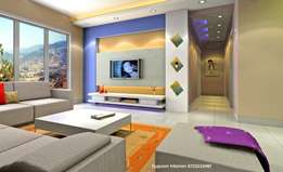 Gypsum ceiling artists for your home.
