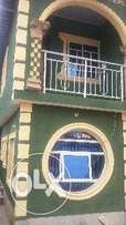 new and affordable 2bedroom flat with 2toilets at iyana iyesi ota