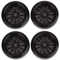 RC 1:10 Car Drift Wheel Rims with drift Tires