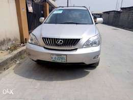 Very Clean Nig Used 2008 Lexus RX 350 With Full Factory Options.