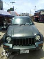 Liberty jeep 2004/05 toks standard nothing to fix