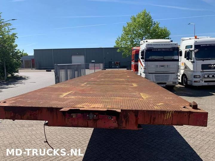 METALOVOUGA  flat trailer steel suspension - 1984 - image 4