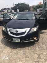 acura zdx 2011 model available at tokumbo grade/all features perfect
