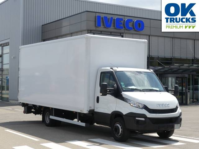 Iveco Daily 70C17/P - 2016