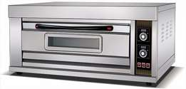 Gas Oven 1deck 2trays