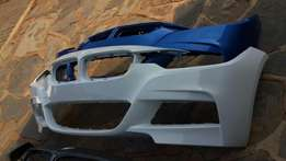 BMW f30 front bumpers