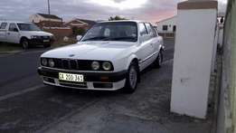 Bmw 325i box manaul