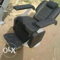Barber chair and washing shampoo unit different types