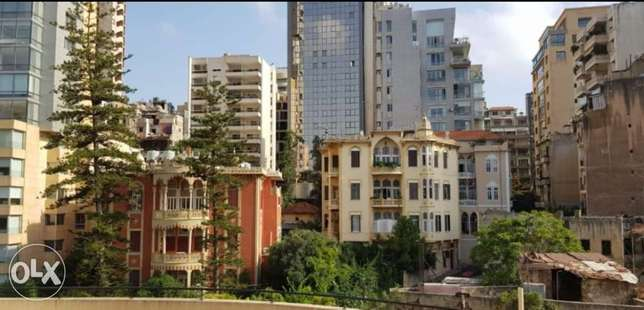 Duplex for rent in clemenceau Beirut