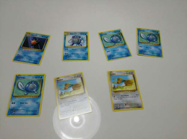 Pokemon cards Orange Grove - image 4