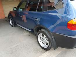 2005 bmw x3 for sale or a swap