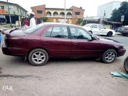 Total Camry 1996 orobo