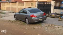 Tokunbo Infiniti G35 for sale