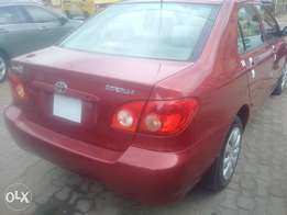 2006 Tokunbo Toyota Corolla for sale 2.2M