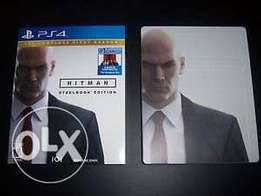 Hitman: Steelcase Edition (Full First Season) - PS4