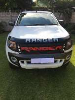 2015 Ford Ranger Double Cab 2.2L Diesel